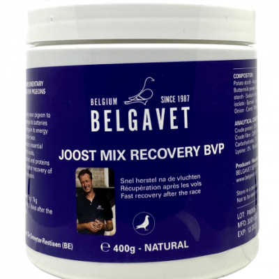 joost mix recovery 400g