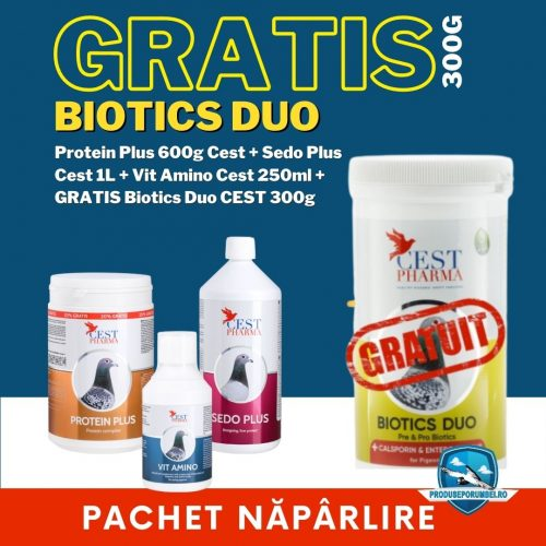 Pachet Naparlire Produse Porumbei Cest Pharma